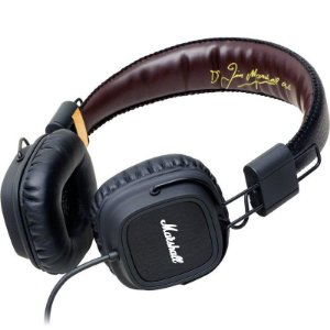 Headphone Marshall Major Preto On Ear
