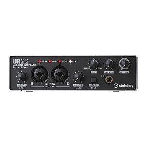 Interface De Áudio Steinberg Ur22 MkII Usb