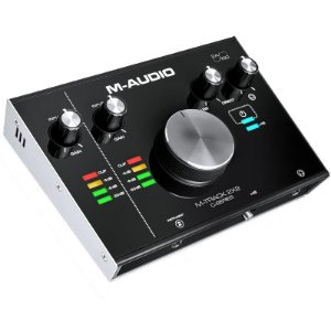 Interface de Gravação M-Áudio M-Track 2x2 Usb