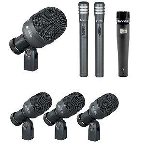 Kit Microfone Kadosh K-7 Para Bateria