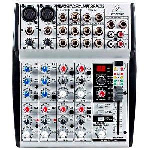 Mesa de som Behringer ub1002 fx Mixer