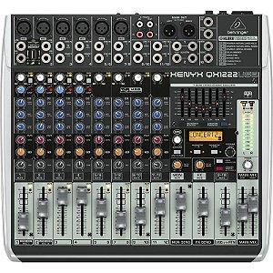 Mesa De Som Behringer Xenyx Qx1222 Usb Mixer