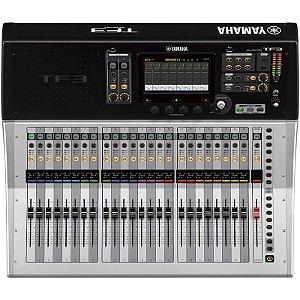 Mesa De Som Digital Yamaha Tf3 24 Canais