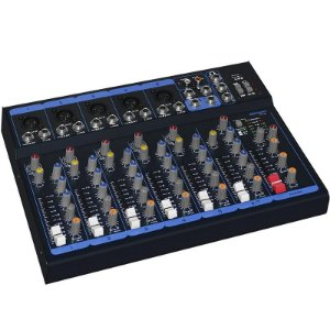 Mesa De Som Oneal OMX-50 USB Mixer Com Phantom Power