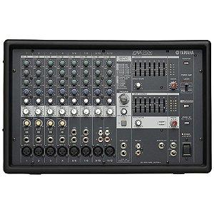Mesa De Som Yamaha Amplificada Emx512sc 12 Canais