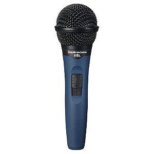 Microfone Audio Technica Mb1k Cl Dinâmico Cardioide Para Voz Com Cabo