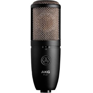 Microfone Condensador Akg Perception P420