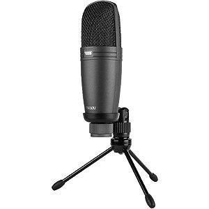 Microfone Condensador Novik Neo Usb Fnk-02u