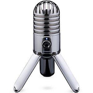 Microfone Condensador USB Samson Meteor Mic