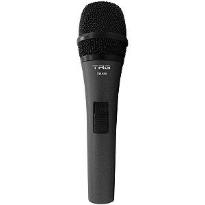 Microfone Dinâmico Com Fio Tagima Tag Sound Tm-538