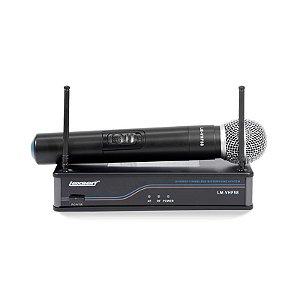 Microfone Dinâmico Sem Fio Lexsen Lm-vhf58