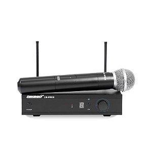 Microfone Dinâmico Sem Fio Lexsen Lm-wm58