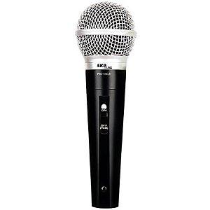 Microfone Dinâmico Skp Pro 58 XLR