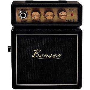 Mini Amplificador Para Guitarra Benson Am-2b