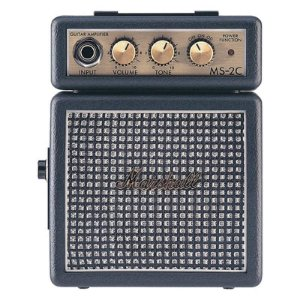 Mini Amplificador Para Guitarra Marshall Ms2c