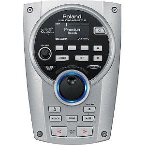 Módulo Roland Para Bateria Eletrônica TD-15 V-Tour