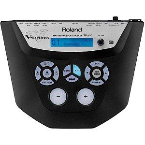 Módulo Roland Para Bateria Eletrônica Td-6v