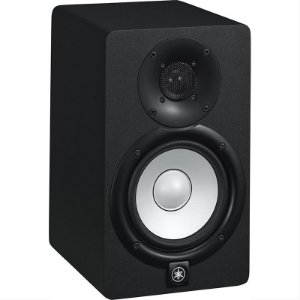 "Monitor Yamaha Referência Ativo Hs7 95w 6,5"""