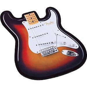Mouse Pad Guitarra Stratocaster Sunburst Fender