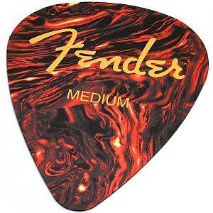 Mouse Pad Palheta Sunburst Fender