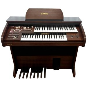 Órgão Eletrônico Tokai Md-7