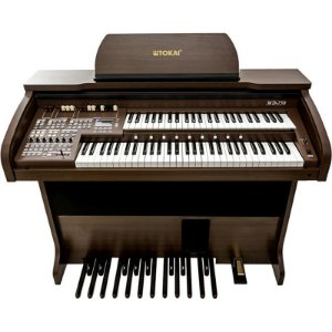 Órgão Eletrônico Tokai Md750
