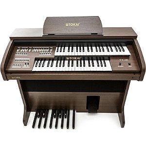 Órgão Eletrônico Tokai Tk-100