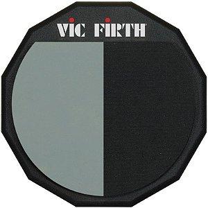 """Pad De Estudo Vic Firth 12"""" Pad12h"""