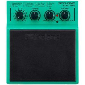 Pad De Percussão Digital Roland Spd-1e Spd::One Electro
