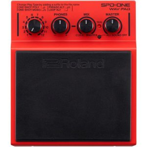 Pad De Percussão Digital Roland Spd-1w Spd One Wav