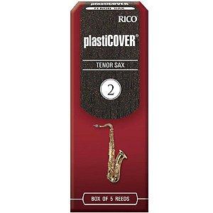 Palheta Plasticover Tenor Sax 2 Rico Rrp05tsx200 C/ 5 Unidades