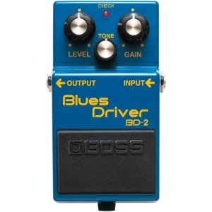 Pedal Boss Bd-2 Blues Driver
