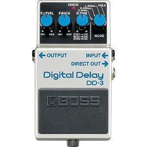 Pedal Boss Dd-3 Digital Delay