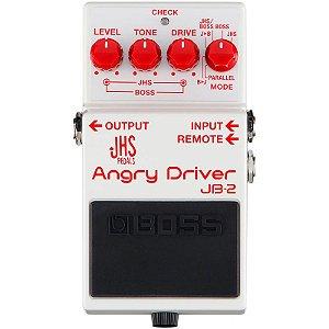 Pedal Boss JB-2 Angry Driver Para Guitarra Jhs + Boss