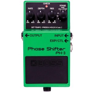 Pedal Boss Ph-3 Phase Shifter Para Guitarra
