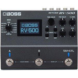 Pedal Boss RV-500 Reverb Para Guitarra