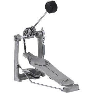 Pedal De Bumbo Pearl Para Bateria P-830