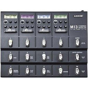 Pedaleira Modeladora De Efeitos Line6 M13 Stomp Box