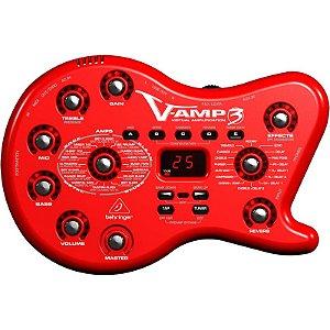 Pedaleira Para Guitarra Behringer V-AMP 3