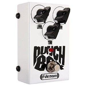 Pedal Fuhrmann Guitarra Punch Box True By Pass