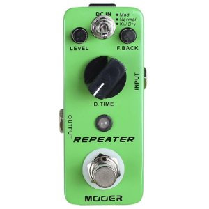 Pedal Mooer Micro Repeater Delay Mdl1