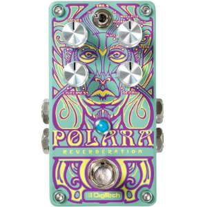 Pedal Para Guitarra Digitech Polara Reverb