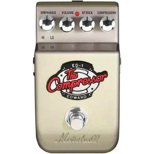 "Pedal Para Guitarra Marshall Ed-1 ""Edward The Compressor"""