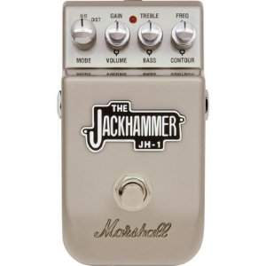 Pedal Para Guitarra Marshall Jh1 The Jackhammer