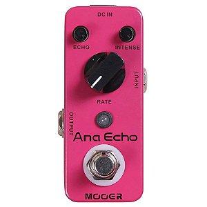 Pedal Para Guitarra Mooer Micro Ana Echo Analog Delay Maead
