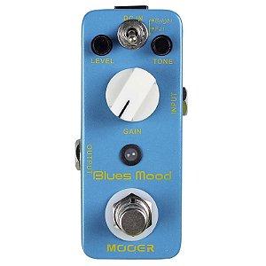Pedal Para Guitarra Mooer Micro Blues Mood Overdrive Mbmbd