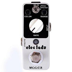 Pedal Para Guitarra Mooer Micro Eleclady Analog Flanger Mef