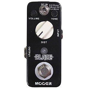 Pedal Para Guitarra Mooer Micro Metal Blade Distortion Mbmd