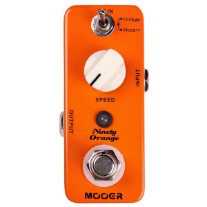 Pedal Para Guitarra Mooer Micro Ninety Orange Analog Phaser Mnoap