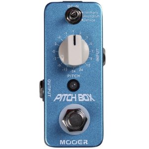 Pedal Para Guitarra Mooer Micro Pitch Box Mpbhps